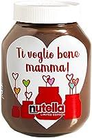 """Nutella - edizione limitata """"ti voglio bene mamma"""" - 950g"""
