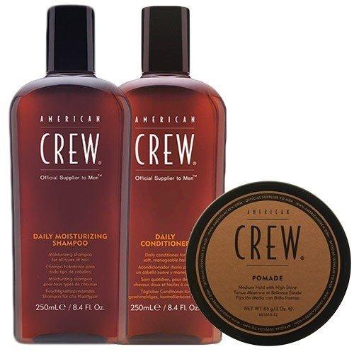 American Crew - Champu Daily Moisturizing 250 ml +