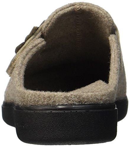 Romika Damen Gomera 03 Pantoffeln Beige (beige-kombi (201))