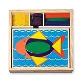 Best Melissa & Doug Baby Blocks - Beginner Pattern Blocks Review