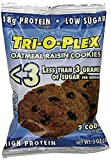 Best Oatmeal Raisin Cookies - TRI-O-PLEX Cookie Oatmeal Raisin by Chef Jay's- Box Review