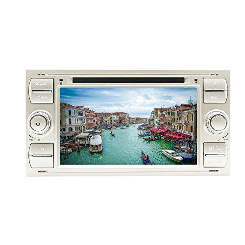 Hi-azul Android 5.1 Car Autoradio 2 Din Car Radio 7