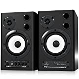 #2: Behringer MS40 40-Watt Digital Stereo Near Field Monitor Speakers