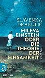 Mileva Einstein oder Die Theorie der Einsamkeit: Roman