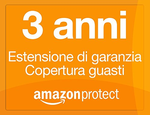 Amazon Protect estensione di garanzia 3 anni copertura guasti per PC portatili da 600,00 EUR a 649,99 EUR