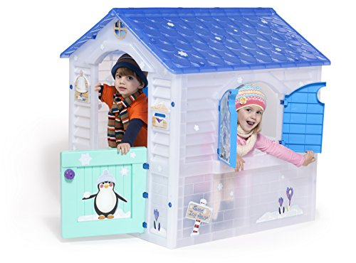 Chicos - La casita de hielo (Fábrica de Juguetes 89505)