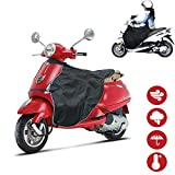 Yunhigh-uk NEW Leg Apron Cover Protective for Scooter, Universal Apron Waterproof Windproof Rain-proof