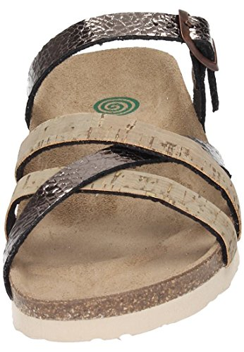 Dr.Brinkmann 701038-2 femme clogs & mules brunes