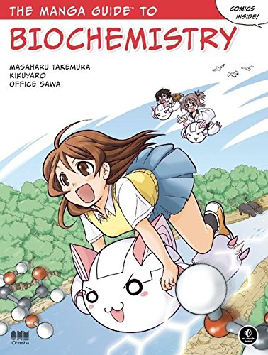 The Manga Guide to Biochemistry (The Manga Guide No Starch Pres)