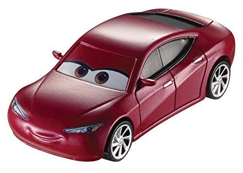 Mattel Disney Cars DXV35 - Disney Cars 3 Die-Cast Natalie - Die Fahrzeuge Cast