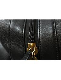 HHLONDON HHLONDON cowhide travel bag - Equipaje de mano Negro negro