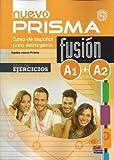 Nuevo prisma. Fusion A1/A2. Libro de ejercicios. Per le Scuole superiori. Con CD virtuale. Con espansione online