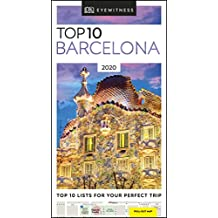DK Eyewitness Top 10 Barcelona: 2020 (Pocket Travel Guide)