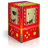 murando Papphocker Motiv Spielkonsole 45x30x30 cm faltbar Papier Hocker ergonomischer Karton Photohocker Falthocker i-C-0132-ap-a