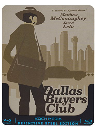 Bild von Dallas Buyers Club(steelbook) [Blu-ray] [IT Import]