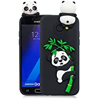 Everainy Samsung Galaxy A5 2017 Silikon Hülle Ultra Slim 3D Panda Muster Ultradünn Hüllen Handyhülle Gummi Case... preisvergleich bei billige-tabletten.eu