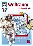 Weltraum Rätselheft