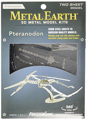 Metal Earth - Maqueta metálica Dinosaurios Pteranodon