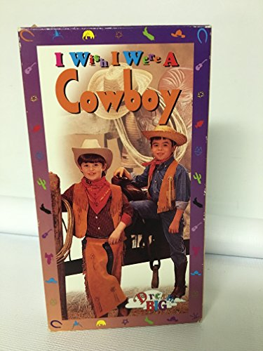 Preisvergleich Produktbild I Wish I Were a Cowboy [VHS]