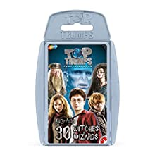 Top Trumps Harry Potter Greatest Witches and Wizards Card Game