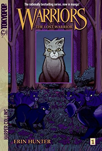 Warriors: The Lost Warrior: Graystripe's Adventure #1: The Lost Warrior [Manga] (Warriors Manga)