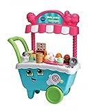 Vtech 80-600704 - Mein erster Eiswagen, Lernspielzeug