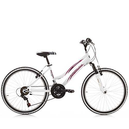 "BIKEVOLUTION MTB Woman 24"" 18 Bike evolution"
