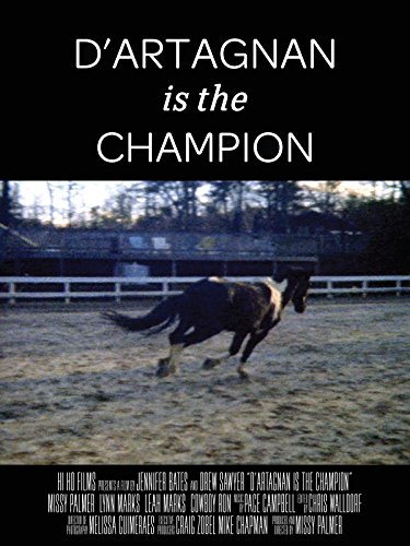 D'artagnan is the Champion Cover