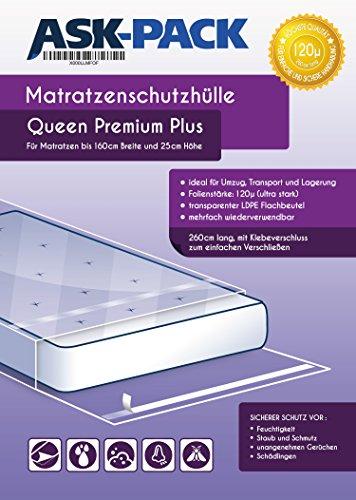 Zoom IMG-1 custodia materasso premium queen per