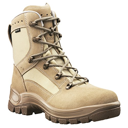 Bottes Haix Airpower P9 High beige