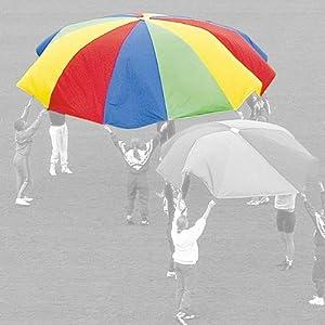 Gonge - Paracaídas Creative Learning 2303 Importado de Inglaterra