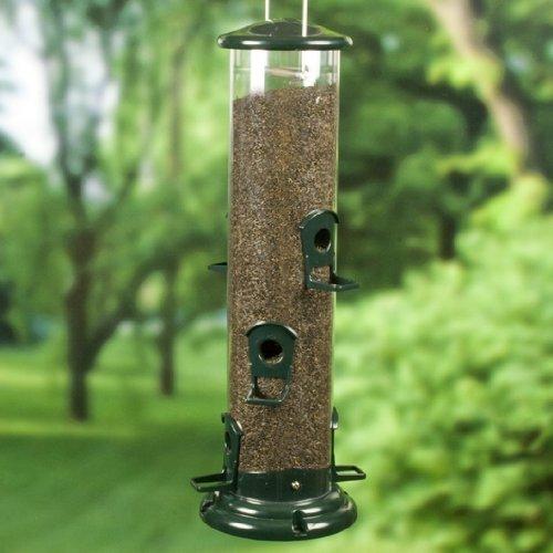 Woodlink Audubon Series Mega Tube feeder-Metallo