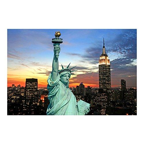 Papier peint non tissé - New York de nuit - Large