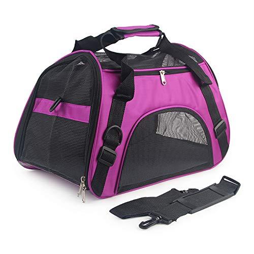 WJDM Sacchetto Portatile Pet Sacchetti di Elemento Portante del Cane Cat Carrier in Uscita da Viaggio Traspirante Gli Animali Domestici Borsa