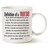 This Might be Wine Inspirational nurse tazza di caffè di regali, Best nurse giorno regali per infermiera tazza in porcellana bianca, 396,9gram