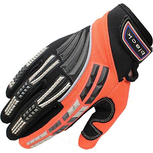 5233-1203 - Black Claw Kids Motocross Gloves XS Pink
