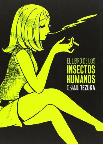 El libro de los insectos humanos por Osamu Tezuka