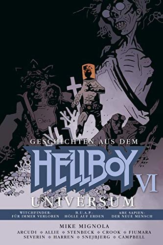 Hellboy-Universum 6 ()