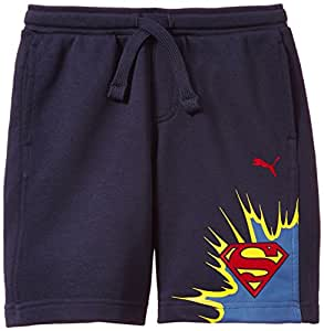 Puma Fd Superman Short Enfant Peacoat FR : 24 mois (Taille Fabricant : 92)
