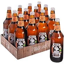 Maeloc Sidra Dulce Ecológica - 12 botellas x ...