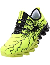 BRONAX Mode Gym Chaussures pour Hommes 6 Couleurs 39-47