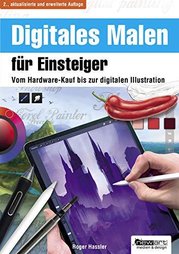 Digitales Malen für Einsteiger: Vom Hardware-Kauf bis zur digitalen Illustration