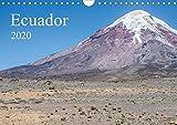 Ecuador (Wandkalender 2020 DIN A4 quer): 12 traumhafte Bilder aus dem Andenstaat (Monatskalender, 14 Seiten ) (CALVENDO Orte) -