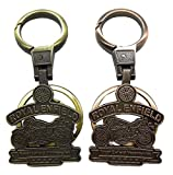 Best Keychain Set Of 2 - Kolossalz Bike keychain for Royal Enfield Bullet Cruze Review