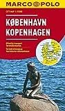 MARCO POLO Cityplan Kopenhagen 1:15 000 (MARCO POLO Citypläne)