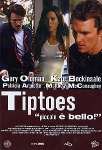 tiptoes (DVD) [ italian import ]