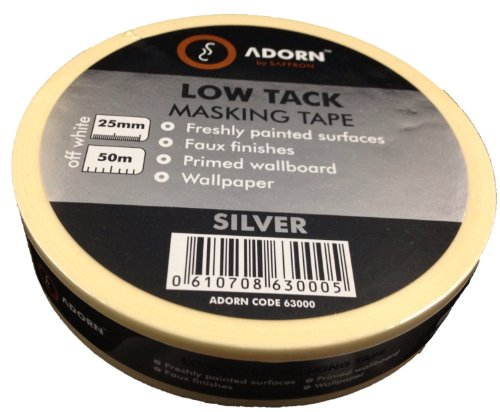 adorn-28686-25mm-x-50m-sensitive-surface-low-tack-masking-tape