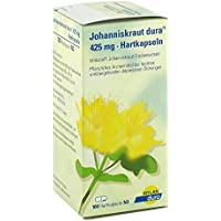 Johanniskraut Dura 425 mg Hartkapseln 100 stk preisvergleich bei billige-tabletten.eu