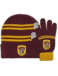 Cinereplicas Harry Potter - Set de gorro y guantes - Niños