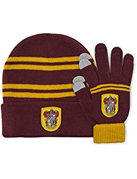 Cinereplicas Harry Potter - Set de gorro y guantes - Niños